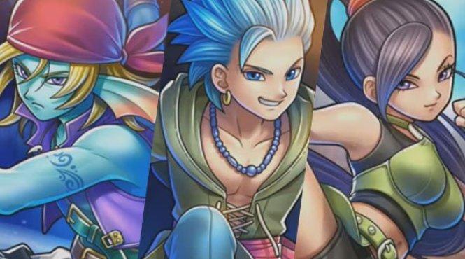 'Dragon Quest Rivals' llegará a iOS y Android en otoño en Japón