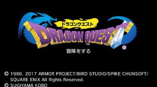 Primeras imágenes de 'Dragon Quest I, II, y III' para 3DS