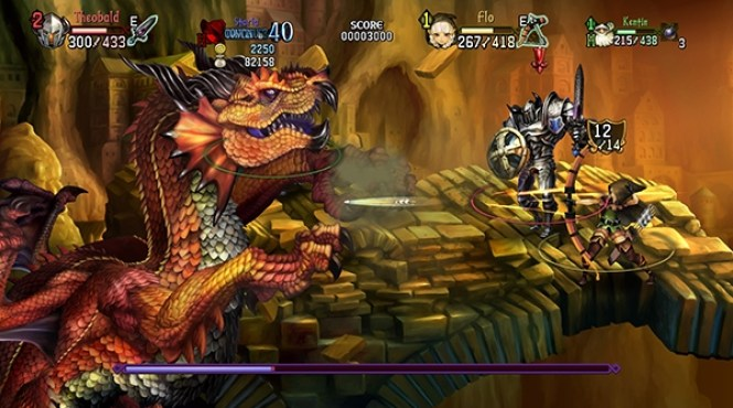 Anunciado 'Dragon's Crown Pro' para PlayStation 4