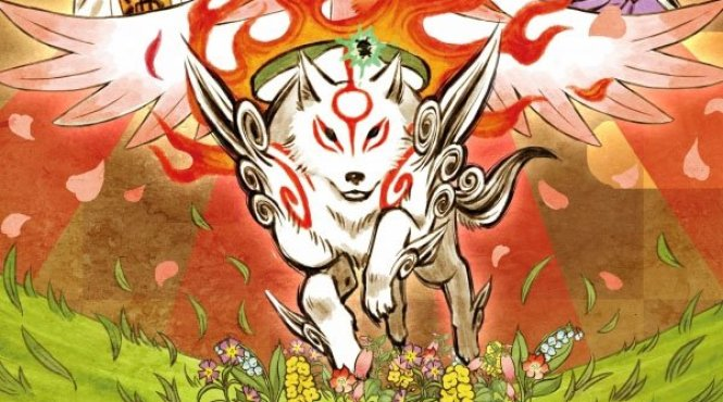 Anunciado 'Okami HD' para PS4, Xbox One, y PC