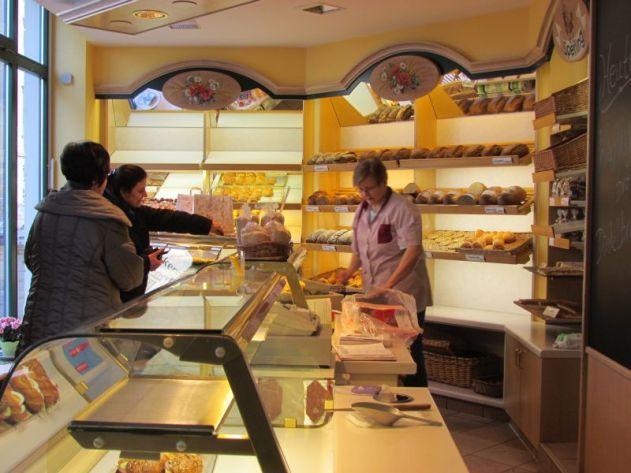 Die Bäckerei Sperling in der Creuzigerstraße