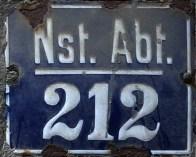 Nst. Abt. 212, Ludwigstraße 9, 1895 gebaut