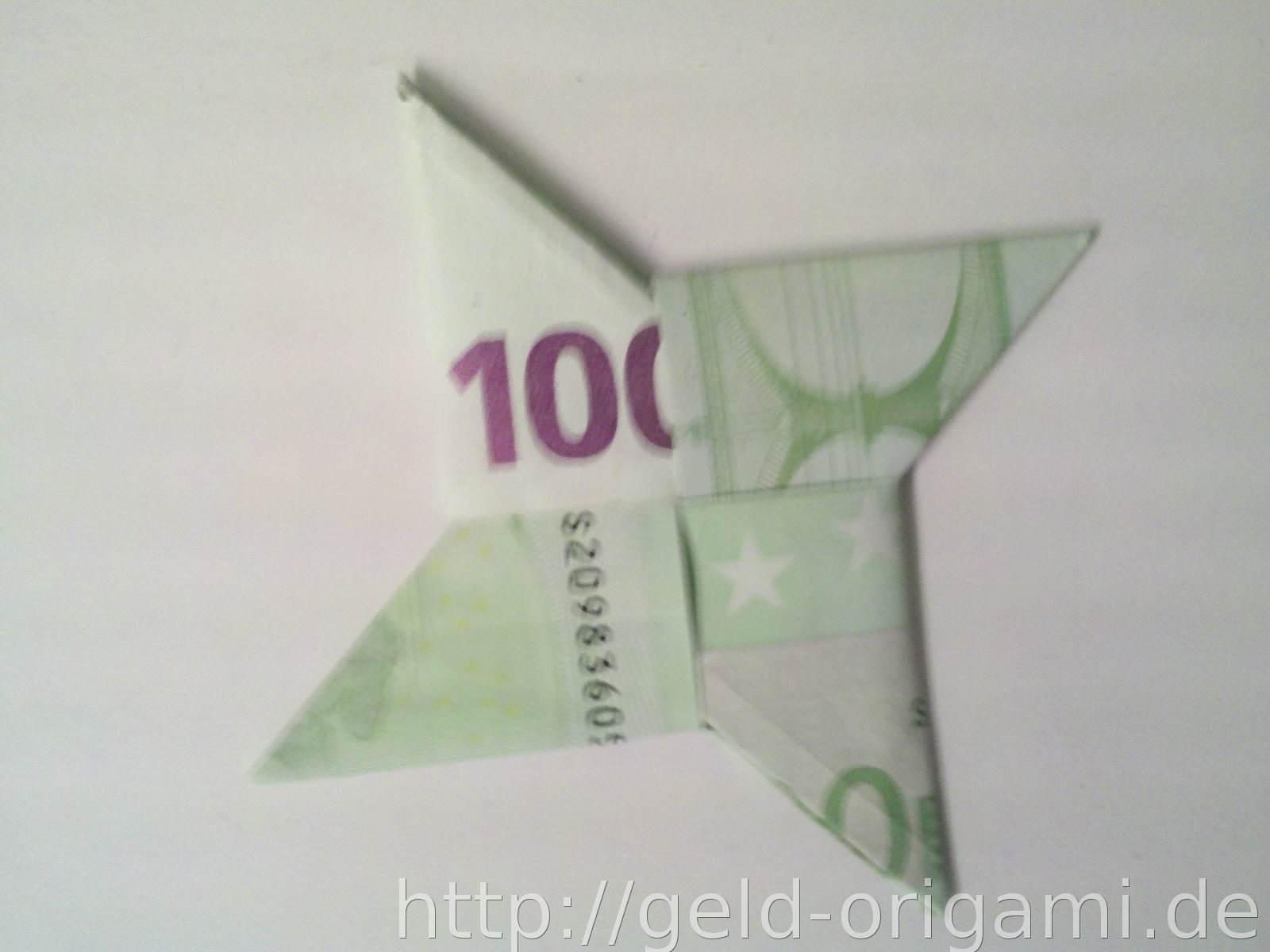 Geld Origami Anleitung Bã¼cher Falten Buchstaben Anleitung