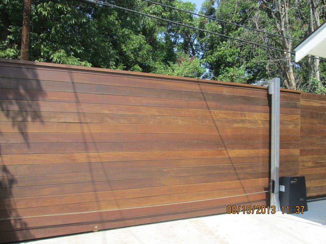 Diy Sliding Deck Gate Drive Gates Carports Geldmeier Fence Deck