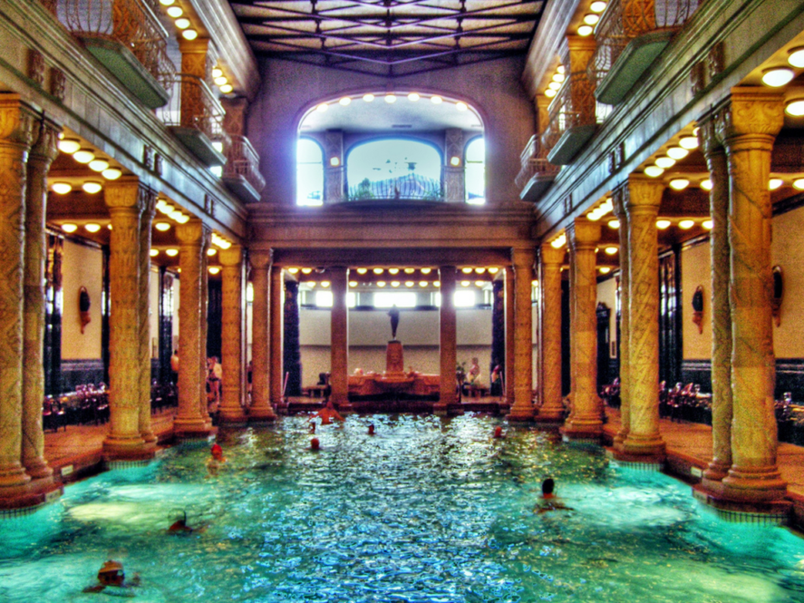 Jacuzzi Pool Preise Prices In Gellert Spa