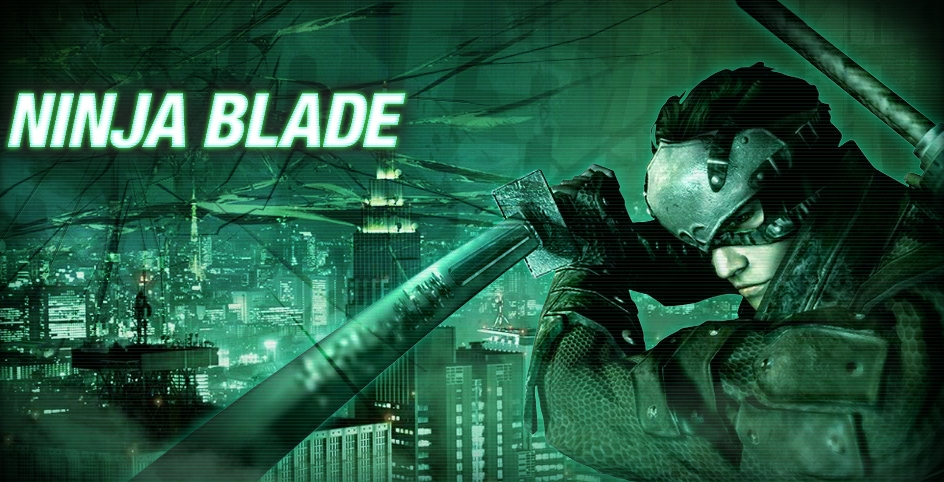 Microsoft Wallpaper Fall Ninja Blade Revealed In Japan New Xbox 360 Exclusive
