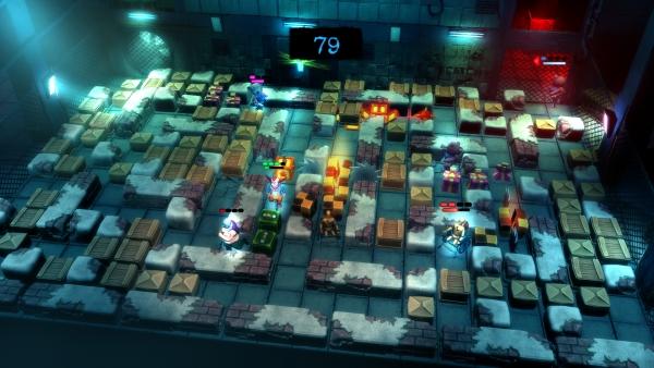 Basement Crawl Debut Screenshots - Gematsu