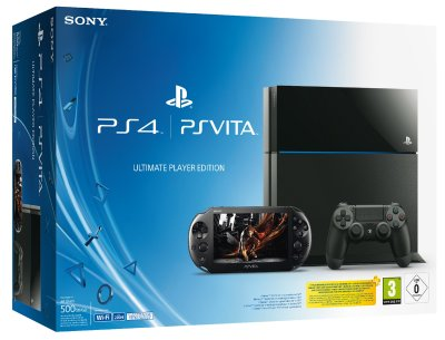 Amazon France leaks PlayStation 4 and PS Vita bundle - Gematsu