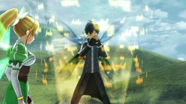 3d Wallpaper Sword Art Online Interactive Hd Sword Art Online Lost Song Adds Sinon Human Size Yui