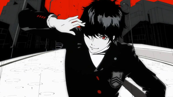 Girls Und Panzer Hd Wallpaper Persona 5 Debut Gameplay Trailer Gematsu