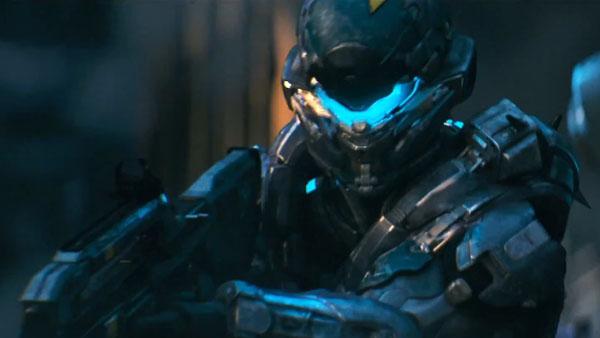 Badass Game Girl Wallpaper Halo 5 Gamestop Pre Orders Include Spartan Locke Armor Set