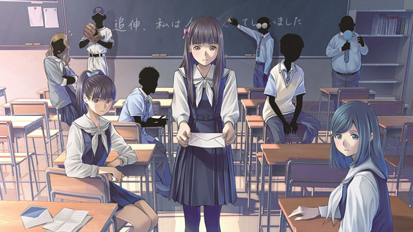 And You Thought There Is Never A Girl Online Wallpaper Kadokawa Games Announces Root Letter For Ps4 Ps Vita