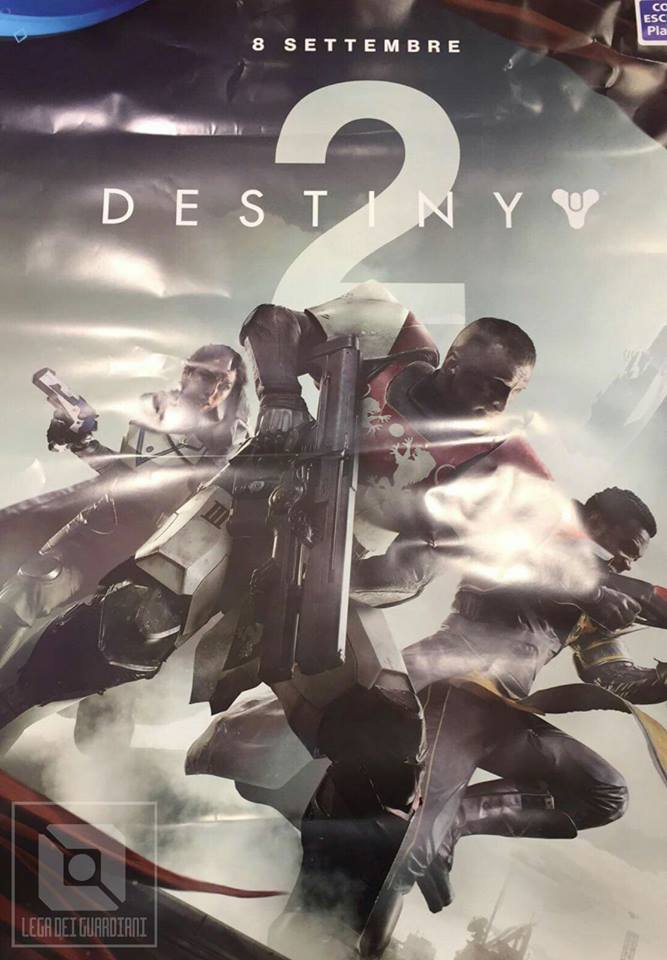 Free Early Fall Wallpaper Rumor Leaked Destiny 2 Poster Reveals September 8 Release