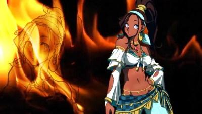 Fighting EX Layer adds Sanane and Hayate - Gematsu