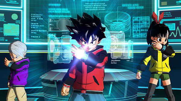 Hug Boy And Girl Wallpaper Super Dragon Ball Heroes World Mission Details Story
