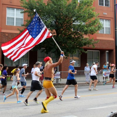 Atlanta- 4th of July, 2014 - Peachtree Road Race photos
