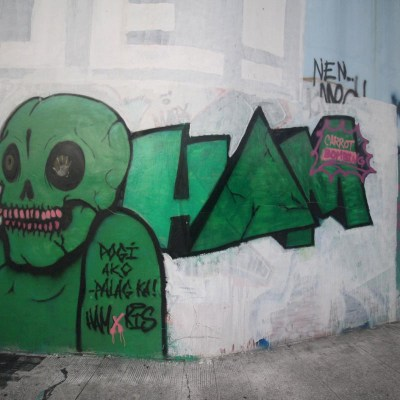 Two Days, Three Great Pieces of Graffiti