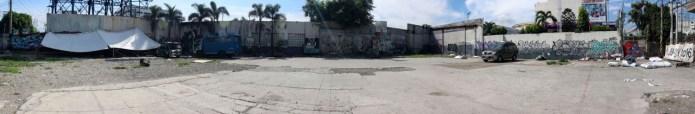 quezon avenue graffiti panorama