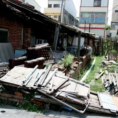 rundown houses in liu cha