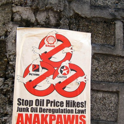 stop oil price hike