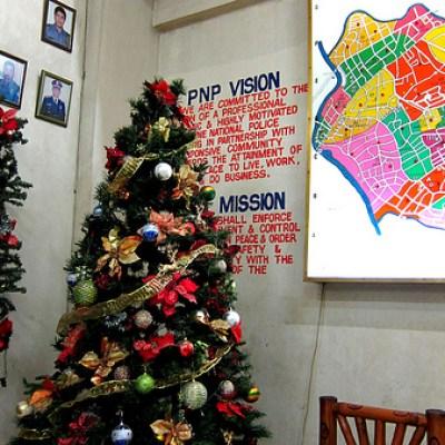 police station interiors