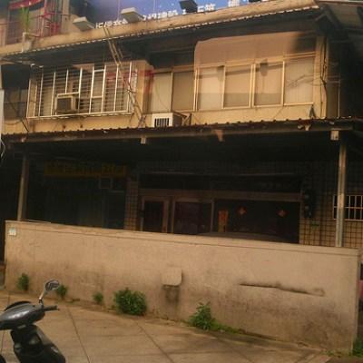 brown Taipei City house