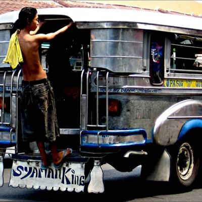 extreme jeepney rider