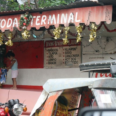 tricycle terminal