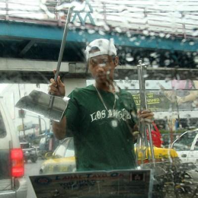 dustpan vendor