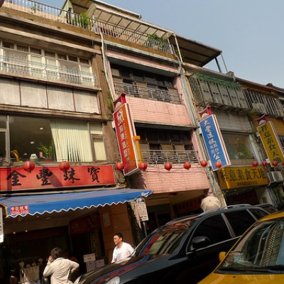 taipei city architecture