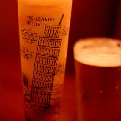 The Leaning Bellini