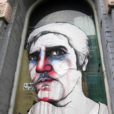 Christchurch graffiti