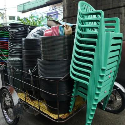 monobloc plastic goods