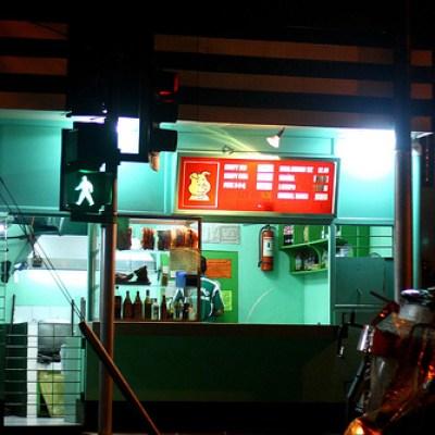 street eatery