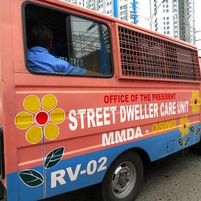 street dweller care unit
