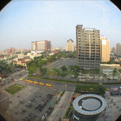 taichung skyline