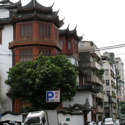 Chinese Architecture in Taipei