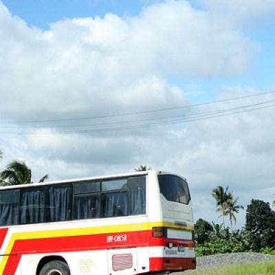 sta. rosa bus