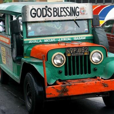 God's Blessing
