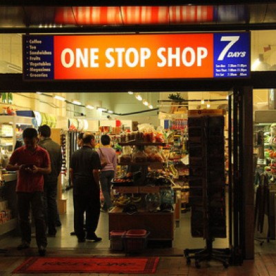 one stop shop convenience store
