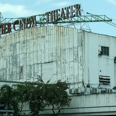 new frontier cinema