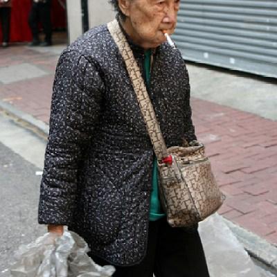 bad-ass grandma