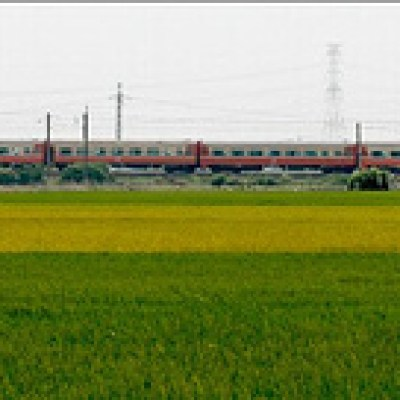 two train shots