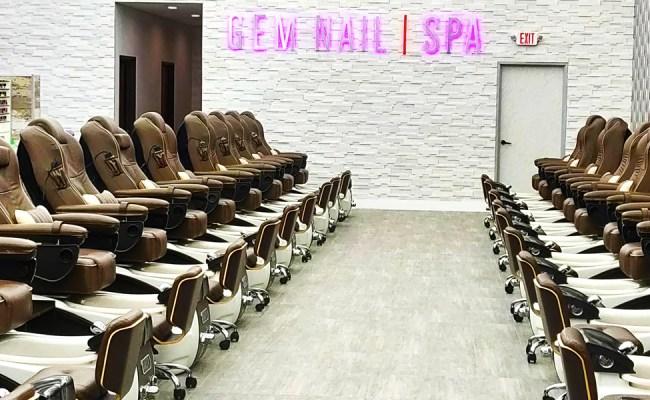University Gem Nail Spa