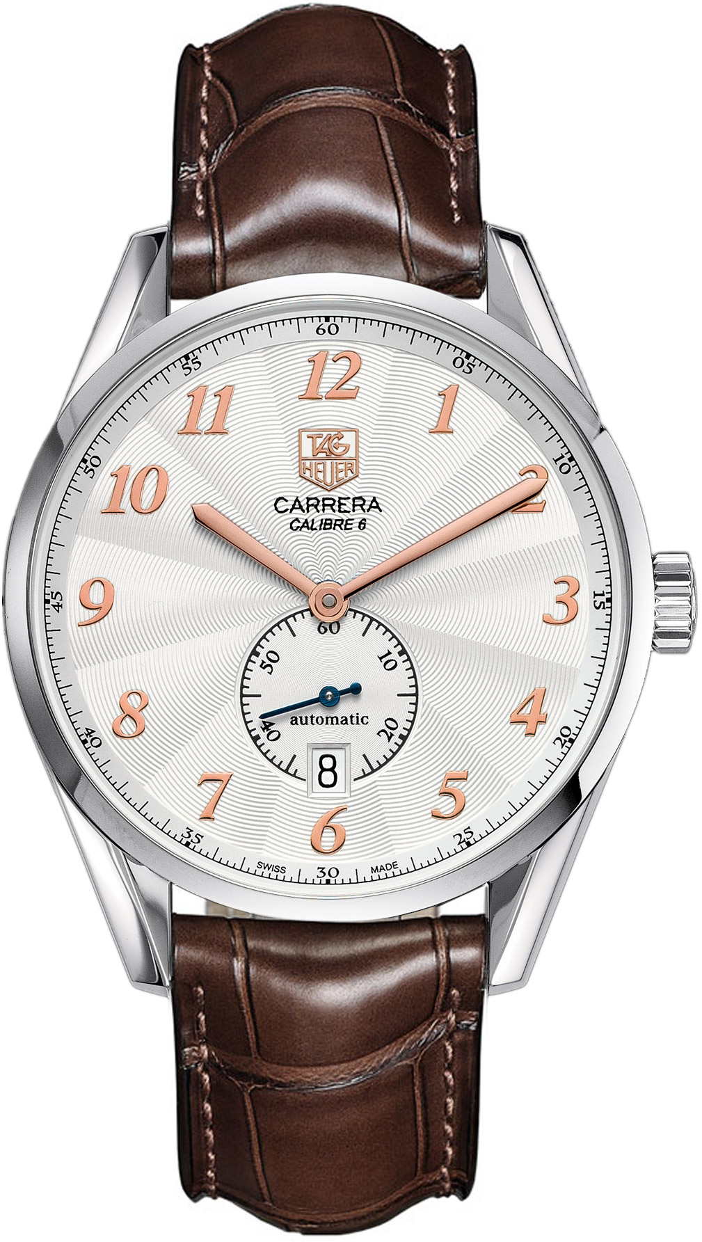 Cariera' Tag Heuer Carrera Calibre 6 Heritage Automatic 39 Men S Watch
