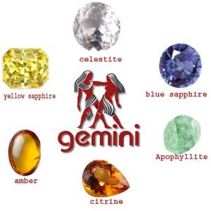 Gemstone For Gemini