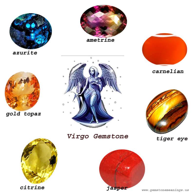 ... For Virgo - The Best List Virgo Birthstone | Gemstone Meanings