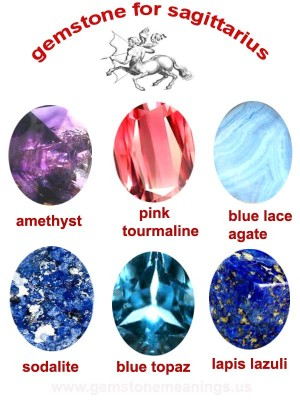 Gemstone for sagittarius the perfect stones for Sagittarius lucky color
