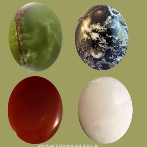 Marble Onyx Meaning : Onyx stone gemstone meanings