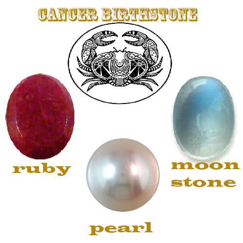 best cancer birthstone for june and july gemstone meanings